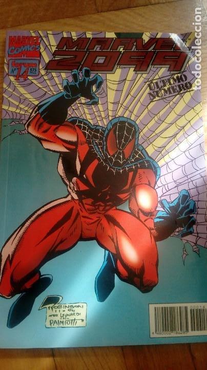 MARVEL 2099 - Nº 14 - FORUM - (Tebeos y Comics - Forum - Prestiges y Tomos)