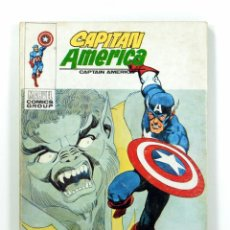 Comics : VERTICE VOL.1 CAPITAN AMERICA Nº 32 - EL HALCON LOBO HUMANO - COMIC TACO VERTICE - EDICION ESPECIAL. Lote 198390240