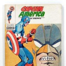 Comics : VERTICE VOL.1 CAPITAN AMERICA Nº 35 - EL CRIMINAL CAPITAN AMERICA - COMIC TACO 128 PAGINAS. Lote 198393193