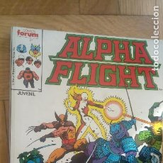 Cómics: ALPHA FLIGHT RETAPADO 32-36. Lote 198425335
