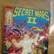 Cómics: SECRET WARS II RETAPADO NºS 16 AL 20 (JIM SHOOTER MIKE ZECK ) ¡BUEN ESTADO! FORUM MARVEL. Lote 198427287