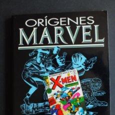Cómics: ORÍGENES MARVEL Nº 2 THE X-MEN CONTIENE DEL Nº 1 AL 5 - STAN LEE - JACK KIRBY FORUM. Lote 198465480