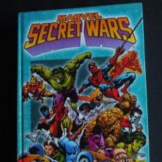 Cómics: MARVEL SECRET WARS - SHOOTER / ZECK - FORUM - TAPA DURA. Lote 198466041