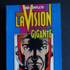 Cómics: LA VISION / EL HOMBRE GIGANTE - TOMO RETAPADO - OBRA COMPLETA FORUM. Lote 198467078