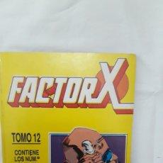 Cómics: FACTOR X TOMO 12 CÓMICS FORUM. Lote 198472077
