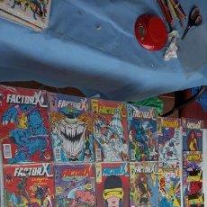 Cómics: FACTOR X FORUM 1988 - 1 AL 38 + 41,42,43 - ESPECIAL PRIMAVERA Y ESPECIAL VERANO - MAGNÍFICO ESTADO. Lote 198484346