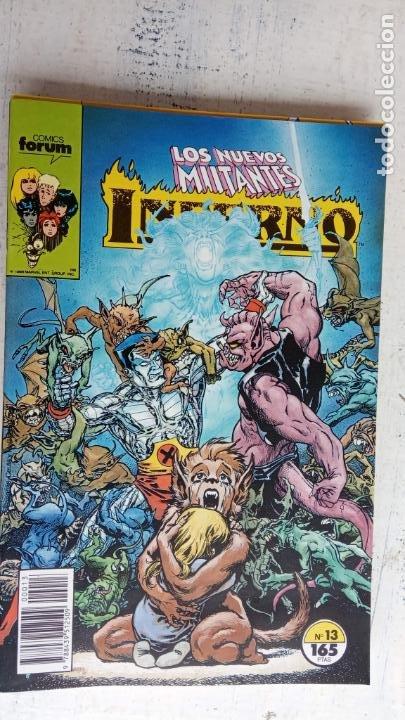 Cómics: INFERNO 1 AL 19 MUY NUEVOS - FORUM 1989 - Foto 6 - 198488380