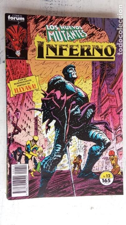 Cómics: INFERNO 1 AL 19 MUY NUEVOS - FORUM 1989 - Foto 7 - 198488380