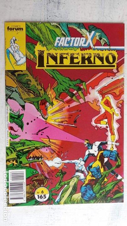 Cómics: INFERNO 1 AL 19 MUY NUEVOS - FORUM 1989 - Foto 13 - 198488380