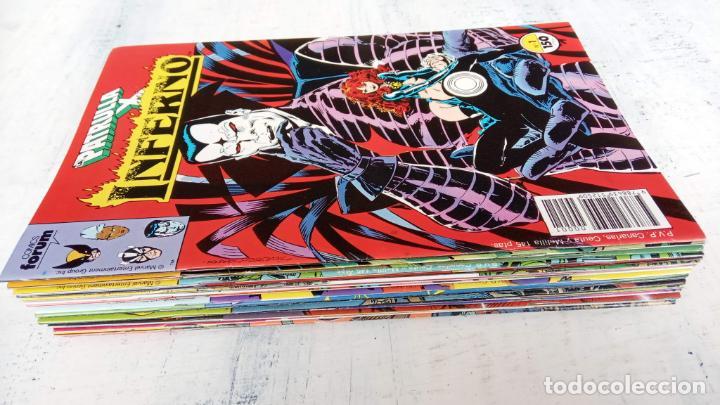 Cómics: INFERNO 1 AL 19 MUY NUEVOS - FORUM 1989 - Foto 19 - 198488380