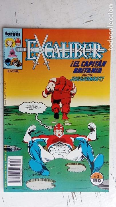 Cómics: EXCALIBUR FORUM 1987 - 1 AL 24 - 27 - 28 - 29 MUY NUEVOS - Foto 18 - 198489715