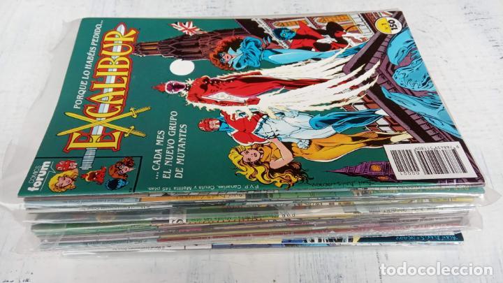 Cómics: EXCALIBUR FORUM 1987 - 1 AL 24 - 27 - 28 - 29 MUY NUEVOS - Foto 19 - 198489715