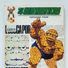 Fumetti: LOS CUATRO FANTASTICOS VERTICE VOL. 1 Nº 46 - LA COSA ES UN ASESINO - TACO VERTICE V-1 - 128 PAGINAS. Lote 198549203