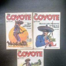 Cómics: EL COYOTE. Lote 198554370