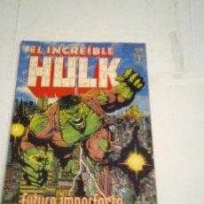 Cómics: EL INCREIBLE HULK - FUTURO IMPERFECTO - LIBRO 1 - BUEN ESTADO - GORBAUD - CJ 115 . Lote 198591600