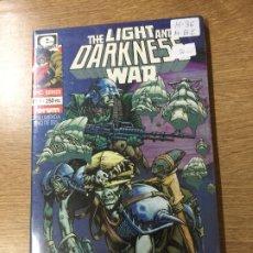 Cómics: FORUM THE LINGT AND DARKNESS WAR COMPLETA MUY BUEN ESTADO. Lote 198613087