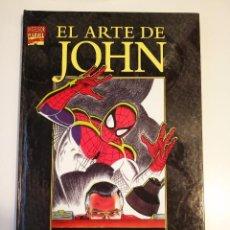 Cómics: EL ARTE DE JOHN ROMITA - FORUM . Lote 198635500
