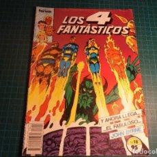 Fumetti: LOS 4 FANTASTICOS. Nº 18. FORUM. (B-23). Lote 198675403
