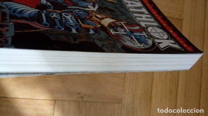 Cómics: Deathlok, Excelsior, Marvel Comics, Forum, Tomo Unico - Foto 2 - 198722993