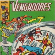Cómics: LOS VENGADORES VOL.1 Nº 24 - FORUM. Lote 198744027