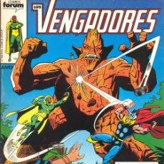 Comics : LOS VENGADORES VOL.1 Nº 9 - FORUM. Lote 198744326