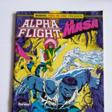 Cómics: ALPHA FLIGHT / LA MASA N° 53 ( FORUM). Lote 198777263