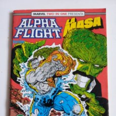 Cómics: ALPHA FLIGHT / LA MASA N° 56 ( FORUM). Lote 198777326