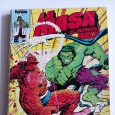 Cómics: RETAPADO NÚMEROS 26 AL 30 - LA MASA ( EL INCREÍBLE HULK) VOL.1. Lote 198781211