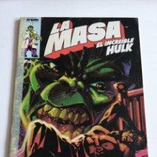 Cómics: LA MASA ( EL INCREÍBLE HULK) VOL.1 N° 31. Lote 198781832