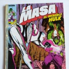 Cómics: LA MASA ( EL INCREÍBLE HULK) VOL.1 N° 33. Lote 198782111