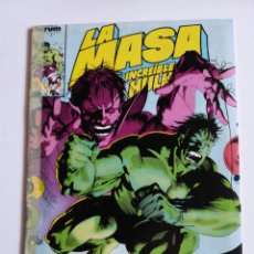 Cómics: LA MASA ( EL INCREÍBLE HULK) VOL.1 N° 35. Lote 198782433