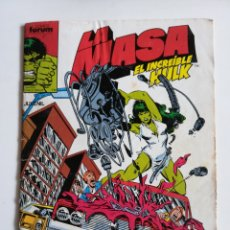 Cómics: LA MASA ( EL INCREÍBLE HULK) VOL.1 N° 38. Lote 198782776