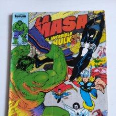 Cómics: LA MASA ( EL INCREÍBLE HULK) VOL.1 N° 37. Lote 198783046