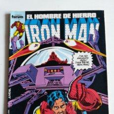 Cómics: IRON MAN VOL.1 N° 21. Lote 198813897
