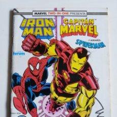 Cómics: IRON MAN VOL.1 N° 58. Lote 198814205