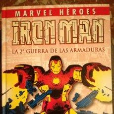 Cómics: IRON MAN LA 2A GUERRA DE LAS ARMADURAS. Lote 198827560