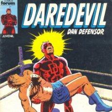 Cómics: DAREDEVIL VOLUMEN 1 FORUM. LOTE DE 33 NUMEROS DE 40. CASI COMPLETA.. Lote 198842627