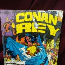 Cómics: CONAN REY, CINCO NÚMEROS DEL 41-45, FORUM. Lote 198883448