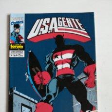 Cómics: U.S.AGENTE N°1. Lote 198891727