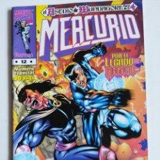 Comics: MERCURIO VOL.1 N°12 ( FORUM). Lote 198900918