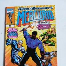 Comics: MERCURIO VOL.1 N°11 ( FORUM). Lote 198901243
