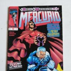 Comics: MERCURIO VOL.1 N°13 ( FORUM). Lote 198901470