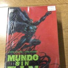 Cómics: ZINCO DC MUNDO SIN FIN COMPLETA MUY BUEN ESTADO. Lote 198912097
