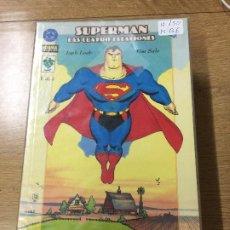 Cómics: NORMA SUPERMAN LAS 4 ESTACIONES COMPLETA MUY BUEN ESTADO. Lote 198912395