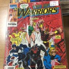 Cómics: FORUM THE NEW WARRIORS COMPLETA MUY BUEN ESTADO. Lote 198915655