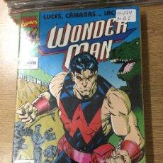 Cómics: FORUM WONDER MAN COMPLETA MUY BUEN ESTADO. Lote 198916356