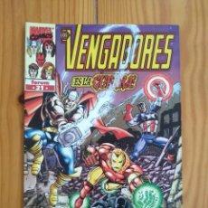 Comics : LOS VENGADORES VOL.3 - # 21. Lote 198921782