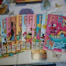 Cómics: FERDY, COLECCIÓN COMPLETA, 12 NÚMEROS.. Lote 198938543