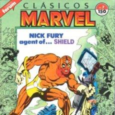 Cómics: CLASICOS MARVEL NUMERO 07. FORUM. Lote 198994285