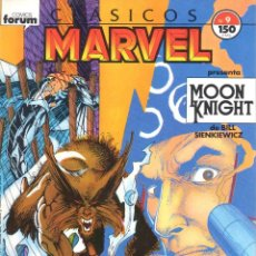 Cómics: CLASICOS MARVEL NUMERO 09. FORUM. Lote 198994513